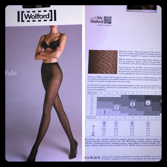 08a1e3d76b6 Wolford Fabi Tights. M 5af91d13739d48c1fcae4eda. Other Accessories ...